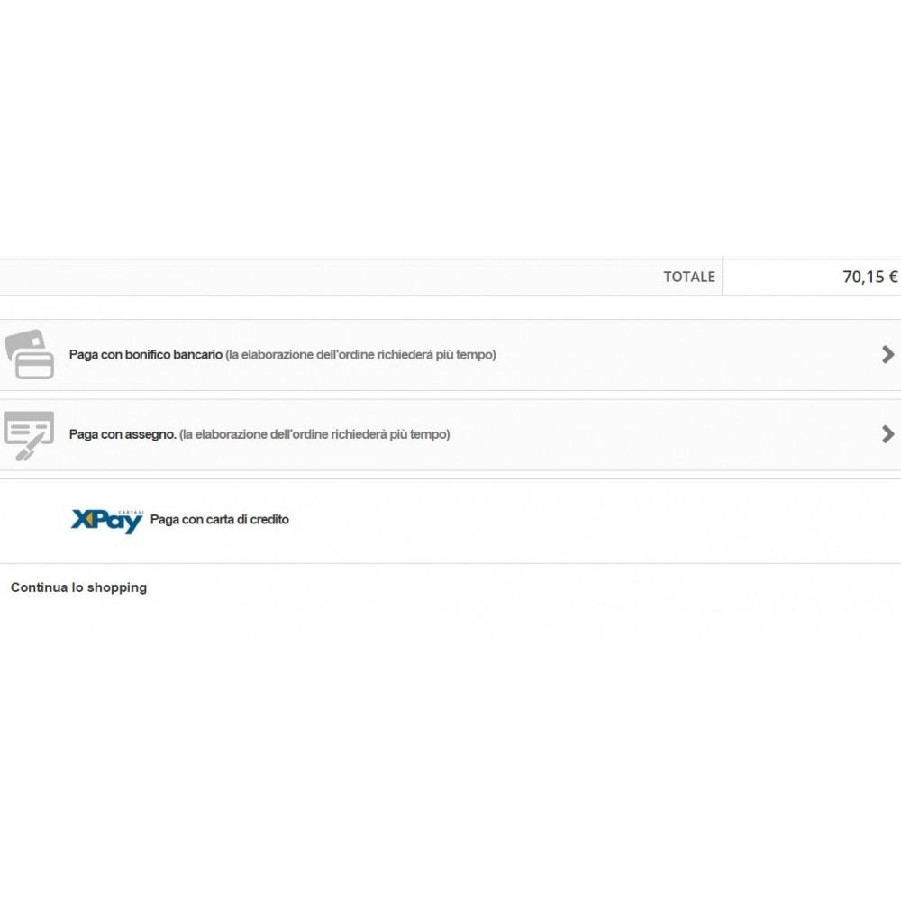 module - Pagamento con Carta di Credito o Wallet - Pos CartaSi Nexi X-Pay - QuiPago Keyclient - Avanzato - 2