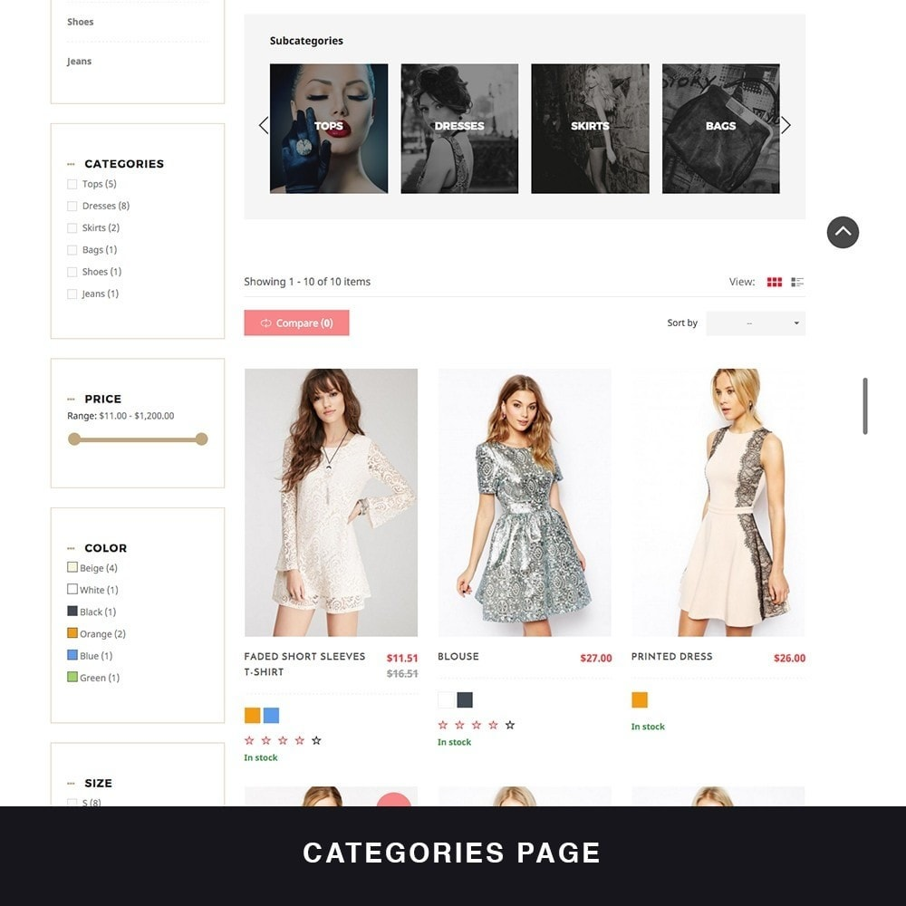 MyShopping Fashion Responsive
