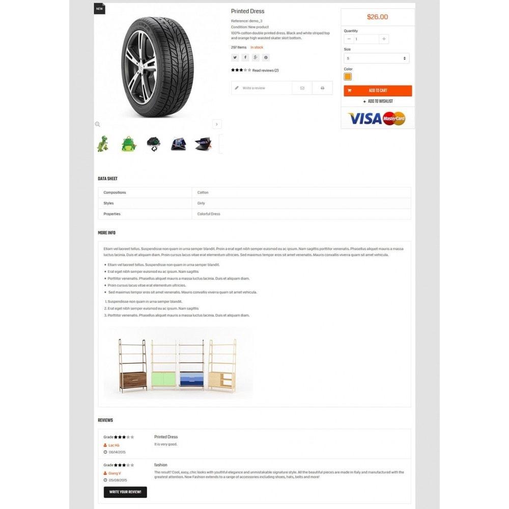 theme - Autos & Motorräder - Autofix - Tools Store - 5