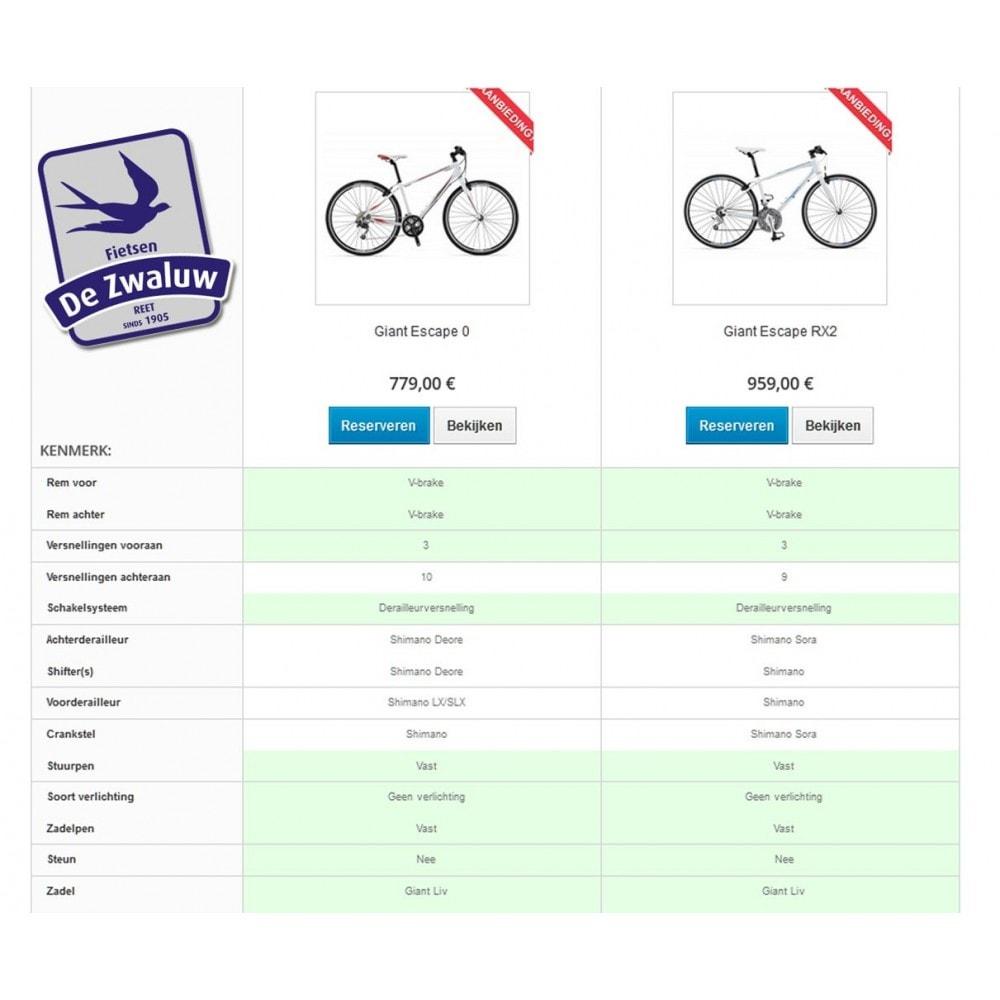 module - Prijsvergelijkers - Product Vergelijking Markeerder - 4