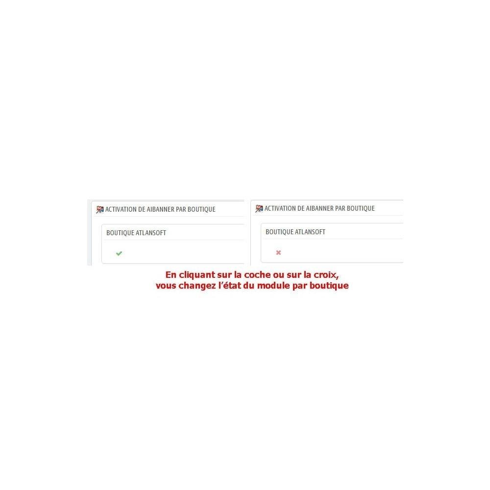 module - Blocs, Onglets & Bannières - Gestion multi bannières par date : aibanner - 5
