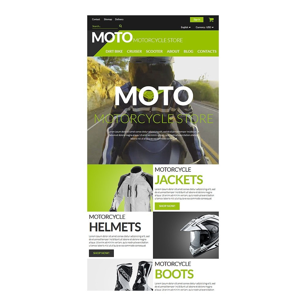 theme - Coches y Motos - Motorcycle Store - 3