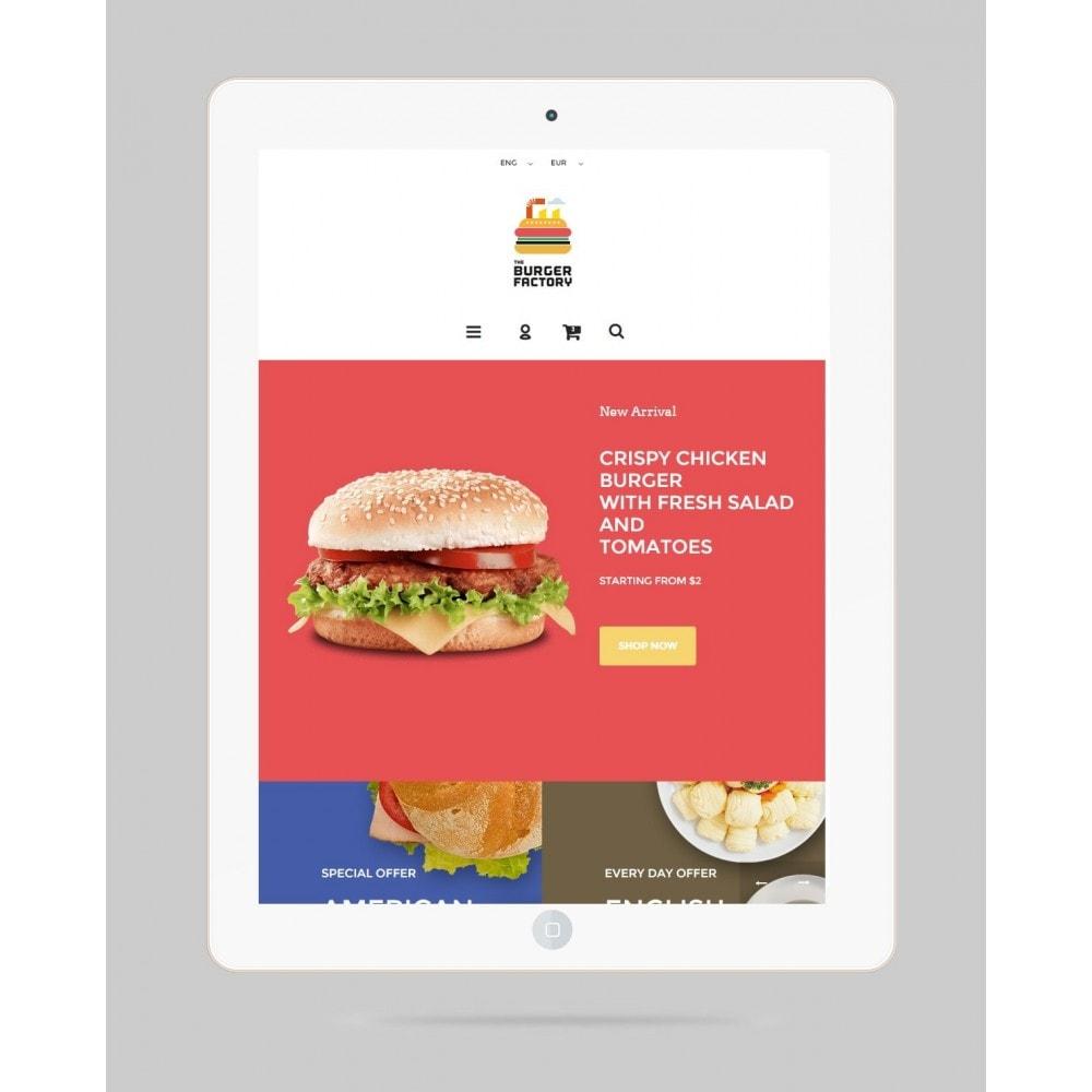 theme - Alimentos & Restaurantes - Restaurant Responsive - 4