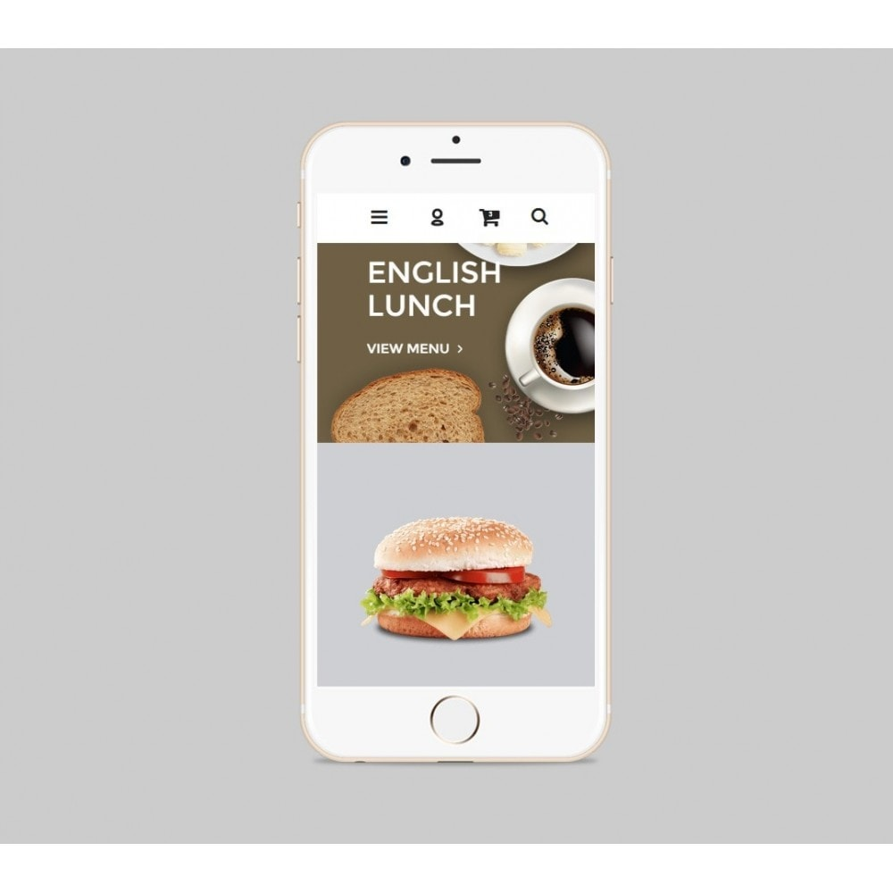 theme - Alimentos & Restaurantes - Restaurant Responsive - 5