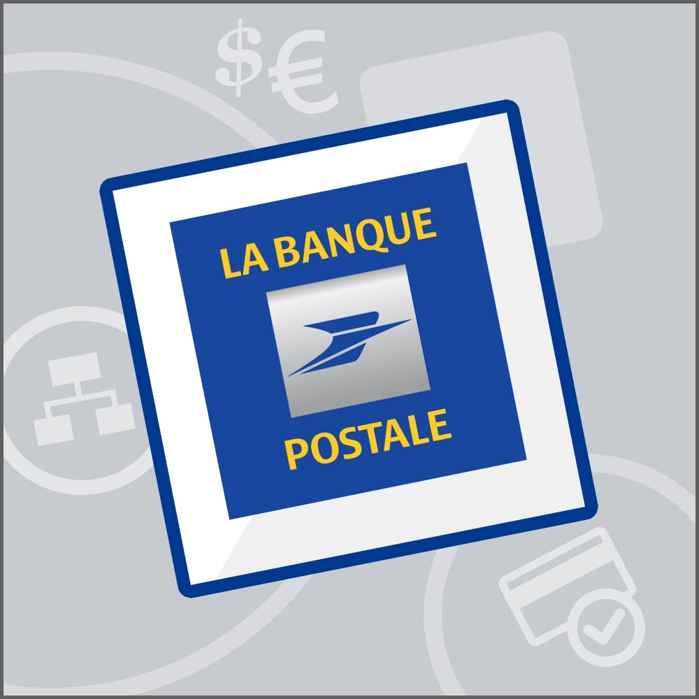 module - Payment by Card or Wallet - Banque Postale Atos 1.0 Sips Worldline - 1
