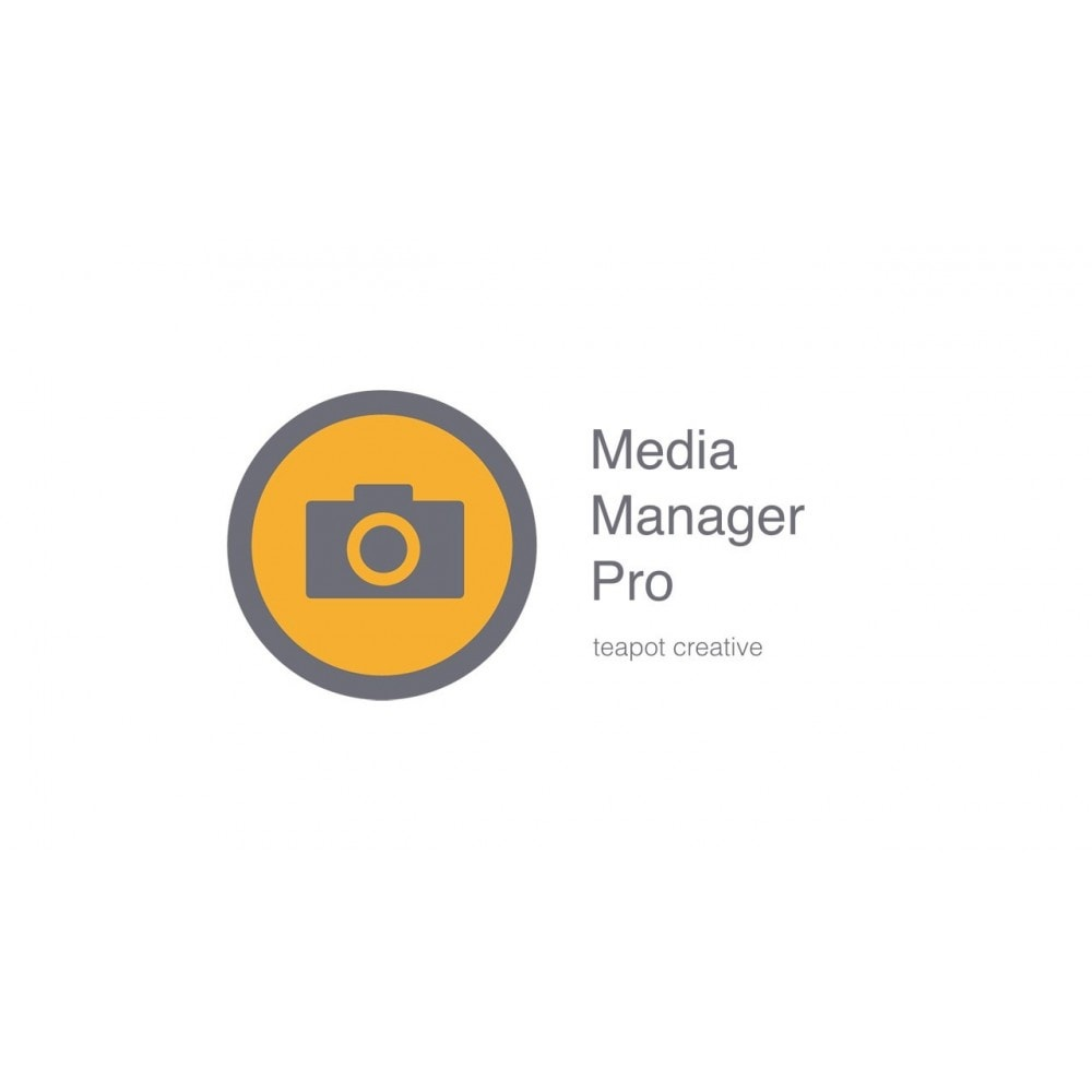 module - Outils d'administration - Media Manager Pro - 1