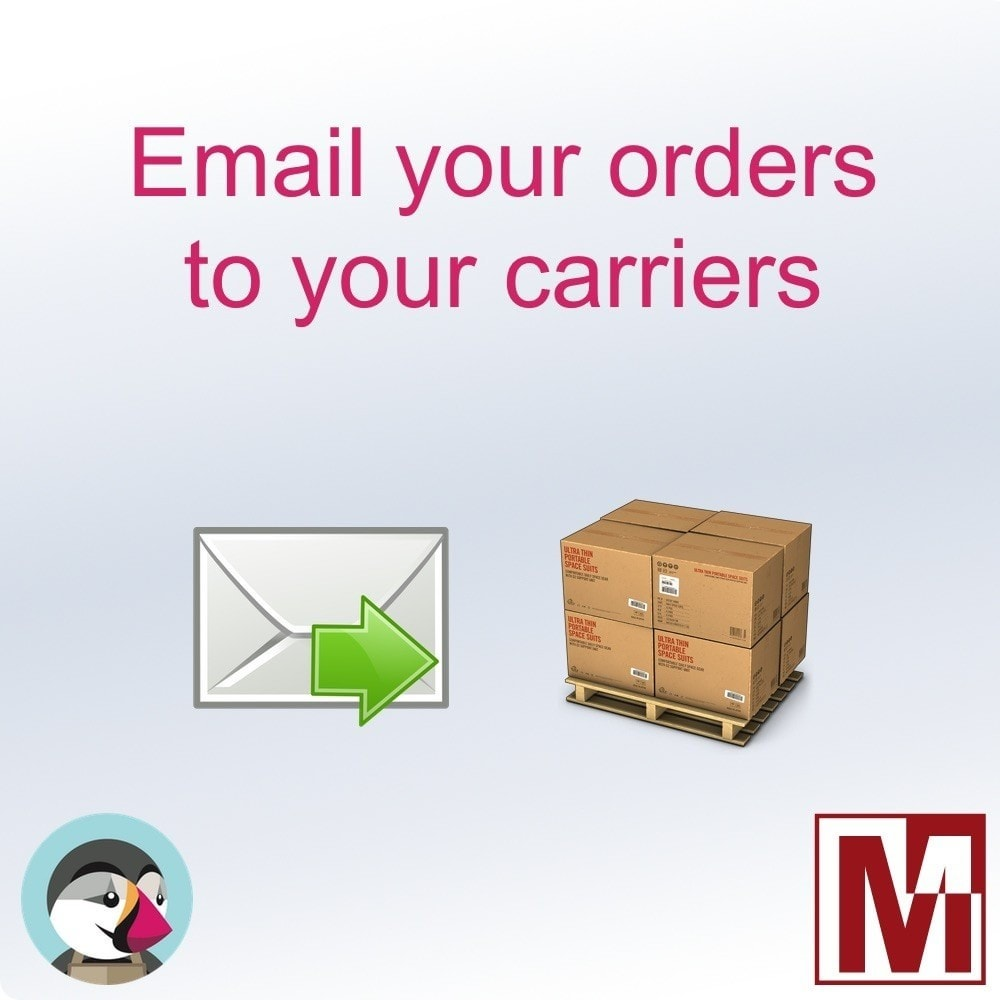 module - Preparazione & Spedizione - Send your orders to the carriers - 1