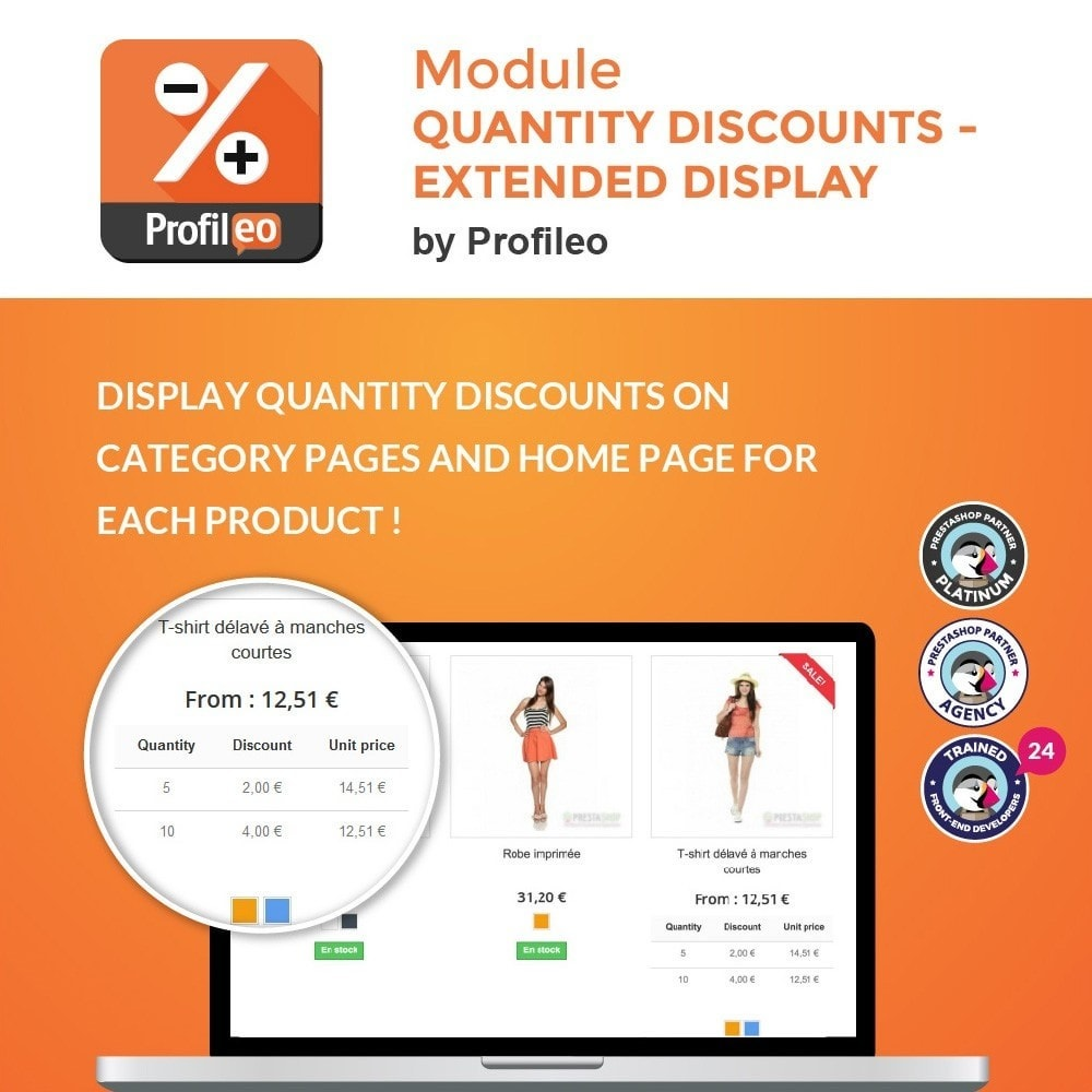 module - Gestione Prezzi - Quantity discounts - extended display - 1