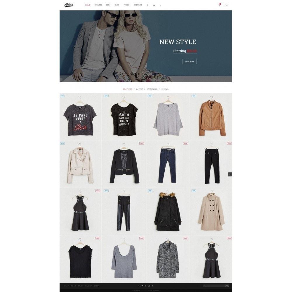 theme - Мода и обувь - JMS Hera - 7