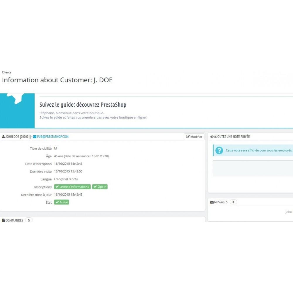 module - Connexion à un logiciel tiers (CRM, ERP...) - Myddleware - 4