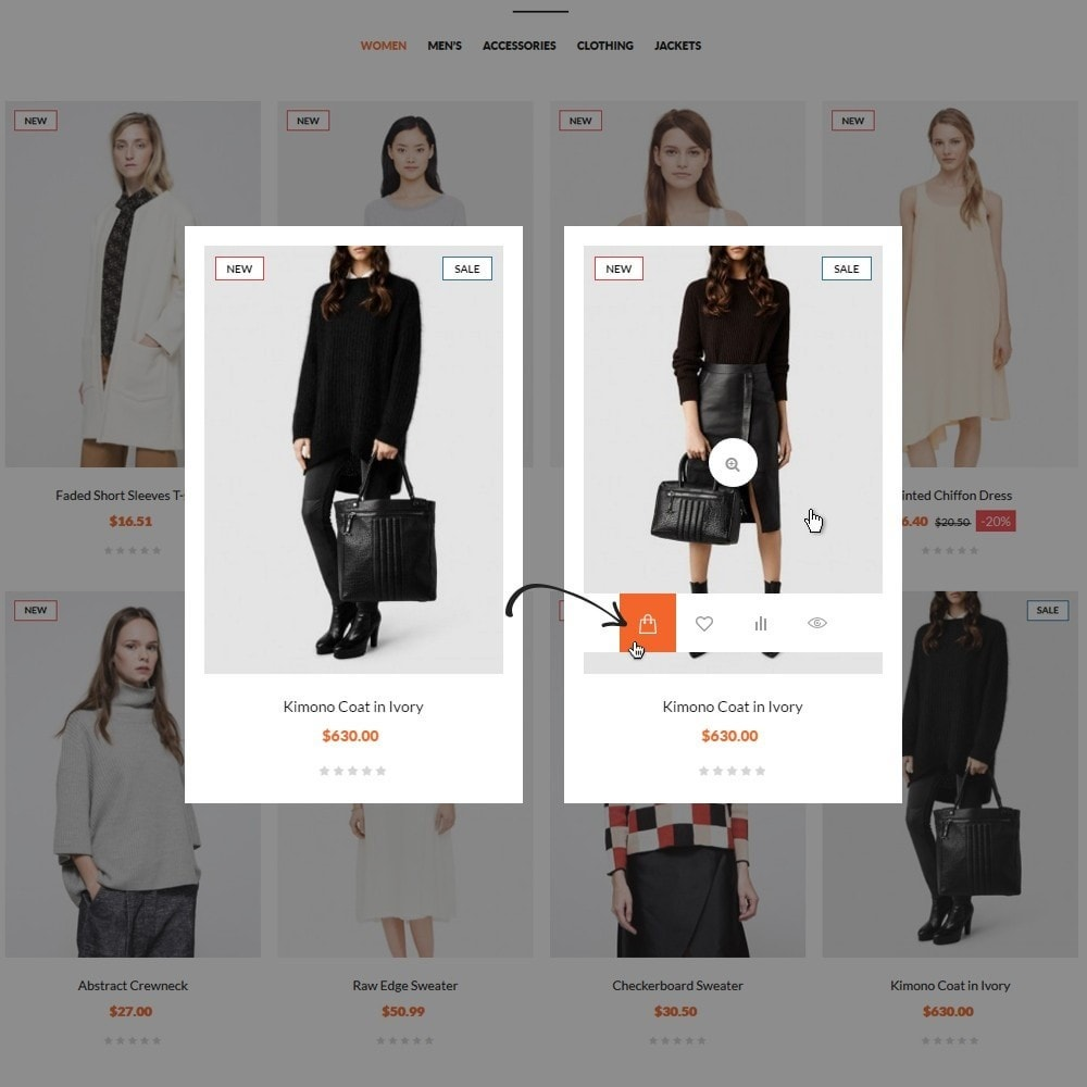 theme - Moda & Calzature - Leo Mode - 5