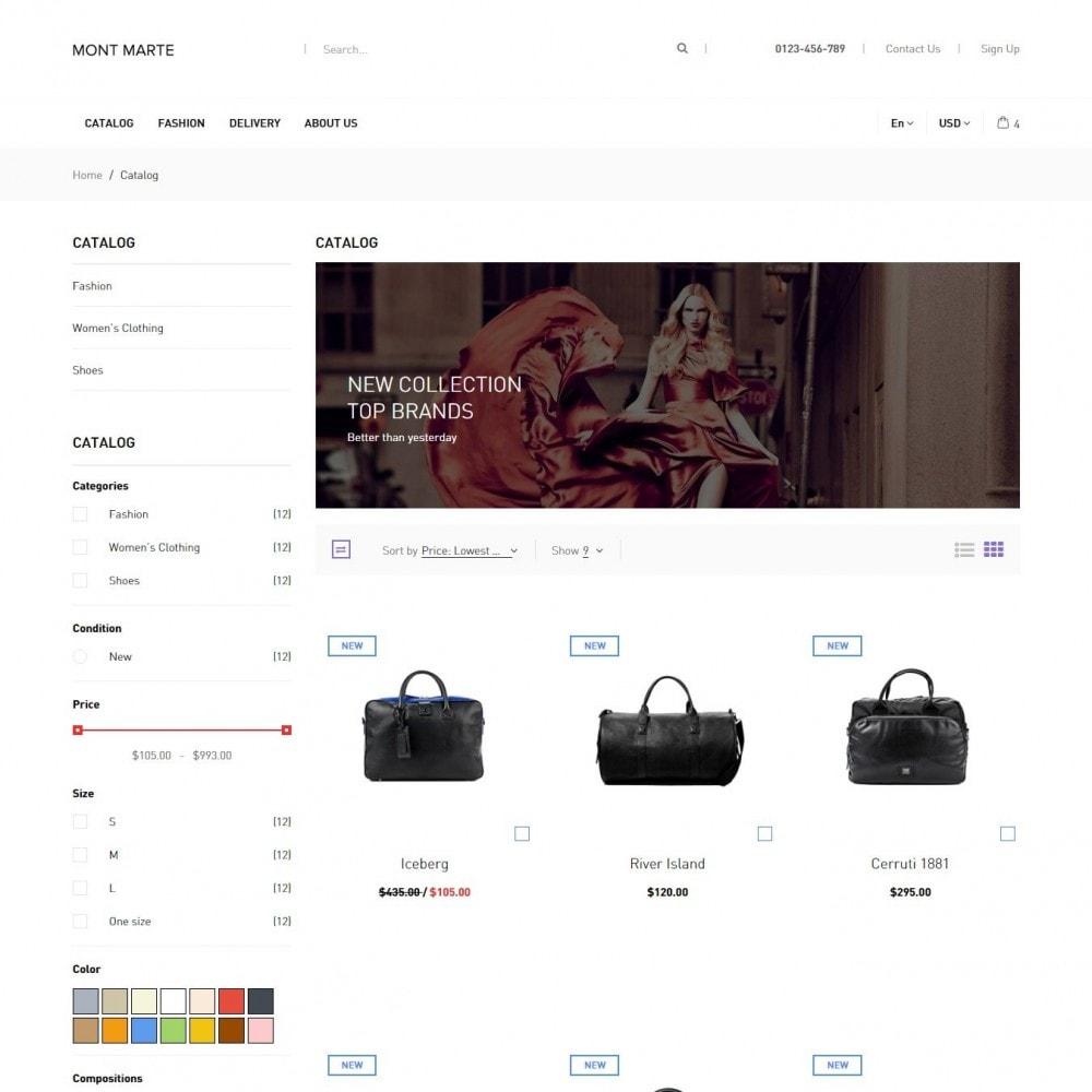 theme - Mode & Chaussures - Mont Marte Boutique de Vêtements - 3