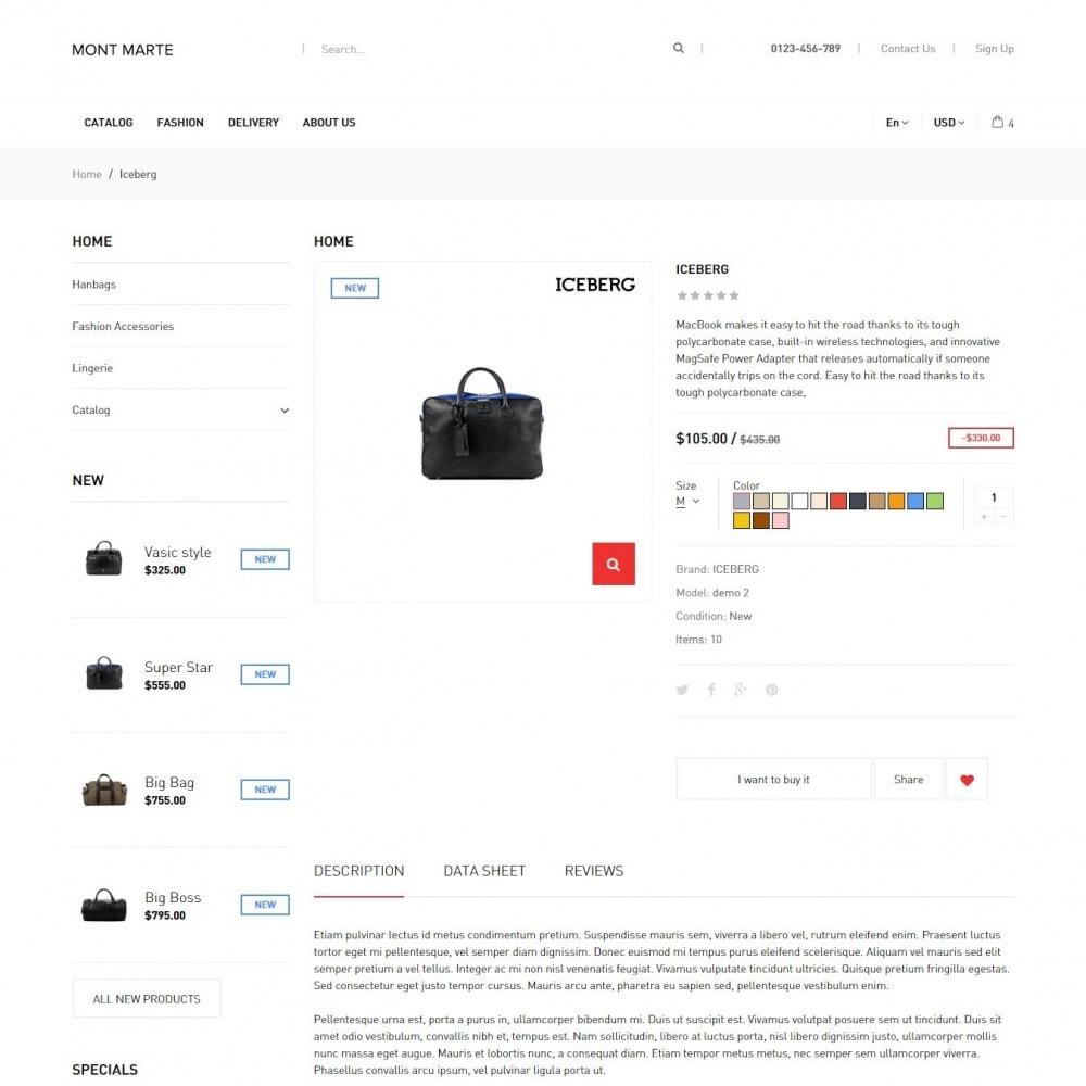 theme - Mode & Chaussures - Mont Marte Boutique de Vêtements - 4
