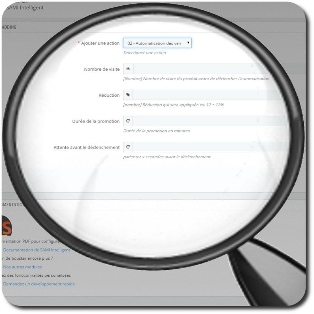 module - Закрытых и рекламных распродаж - Trigger sales instantanely - 3