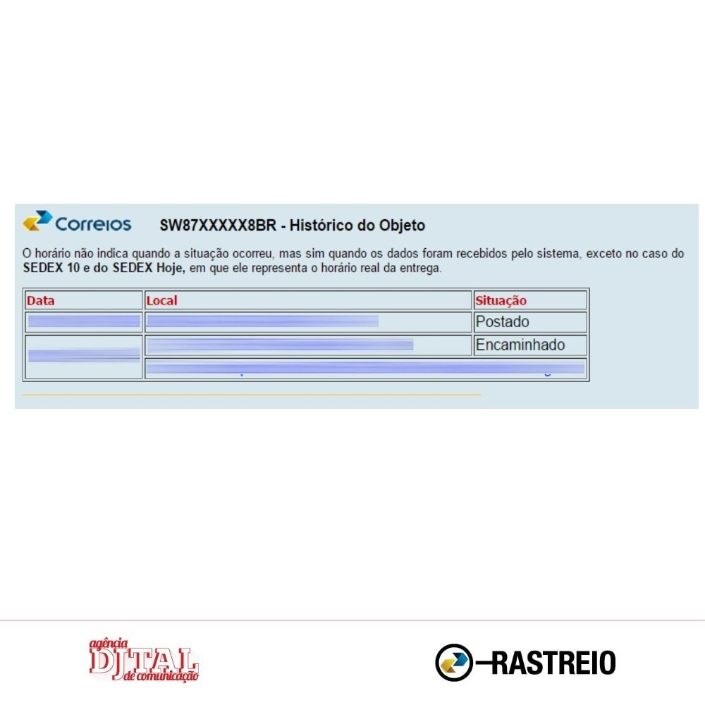 module - Delivery Tracking - Brazilian Correios Tracking - 5