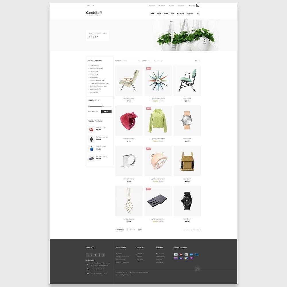 theme - Home & Garden - Leo CoolStuff  - Furniture & Decoration Theme - 4