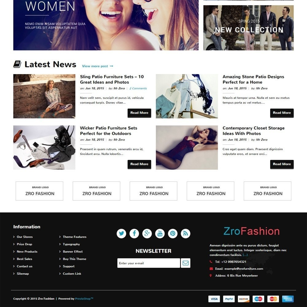 theme - Moda & Calçados - Zro02 - Fashion Responsive & Flexible - 5