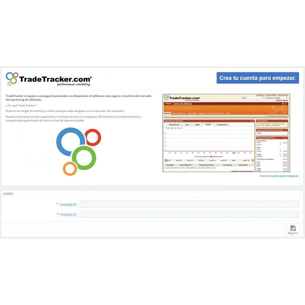 module - Informes y Estadísticas - TradeTracker Conversiones - 1