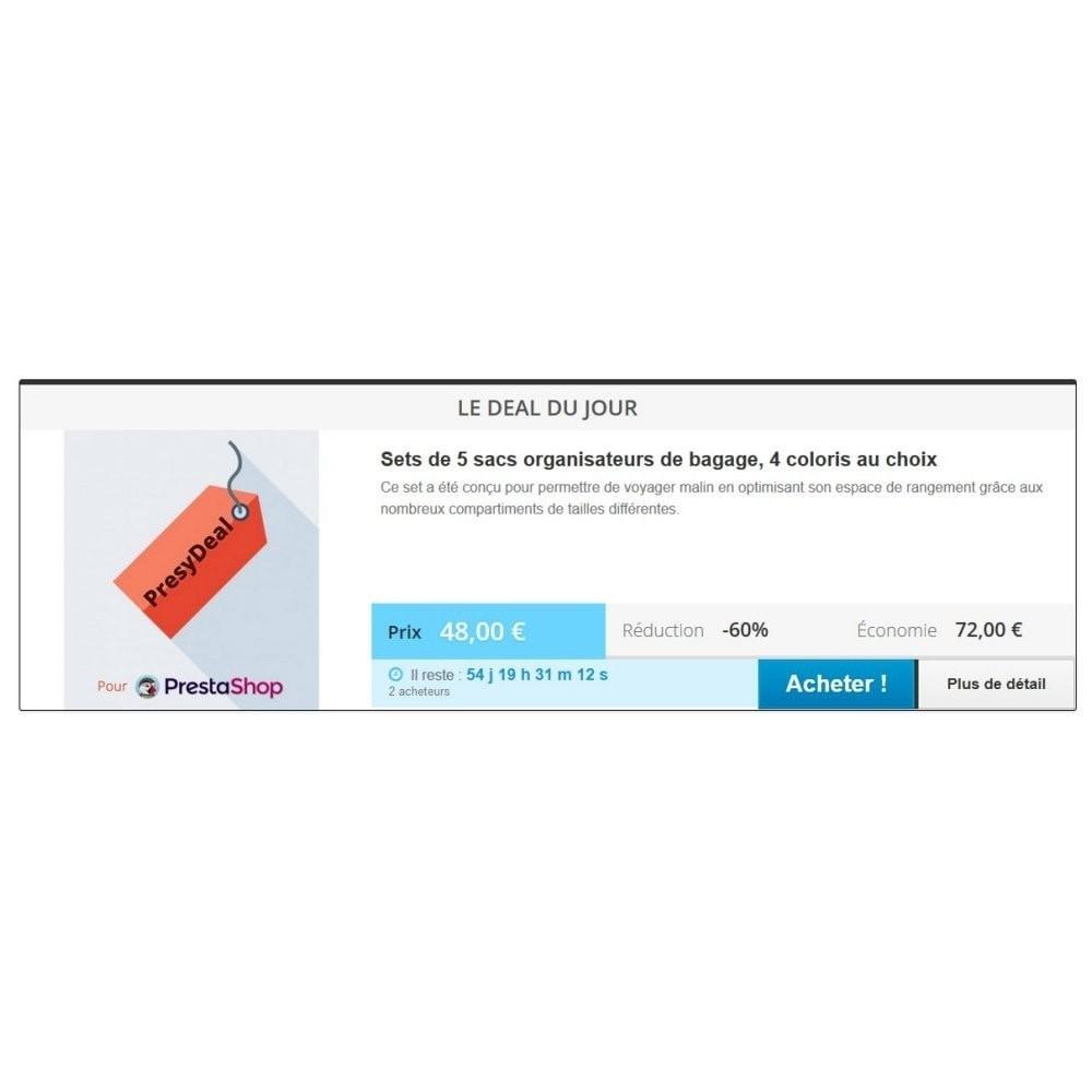 module - Uitverkoop & Besloten verkoop - PresyDeal - 3