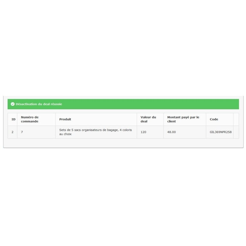 module - Uitverkoop & Besloten verkoop - PresyDeal - 7