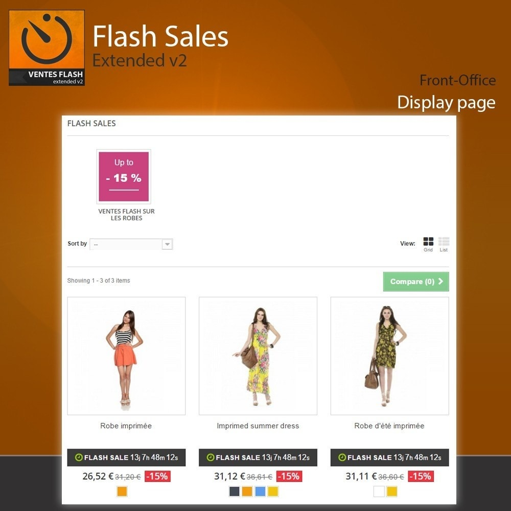 module - Vendas Privadas & Vendas Ultrarrápidas - Flash Sales - Extended - 8