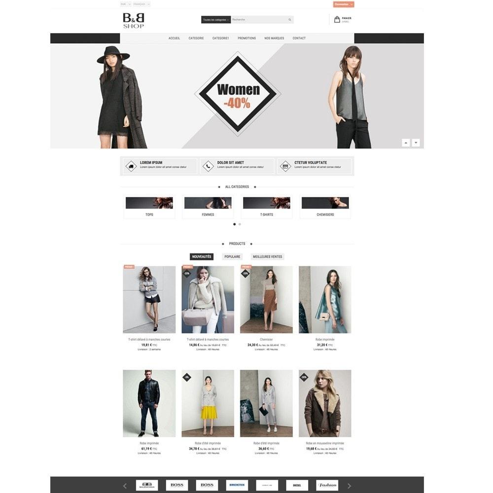 theme - Mode & Chaussures - B&B SHOP - 3