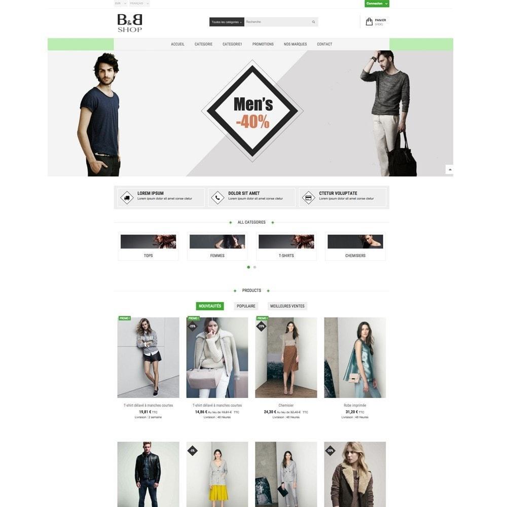 theme - Mode & Chaussures - B&B SHOP - 5