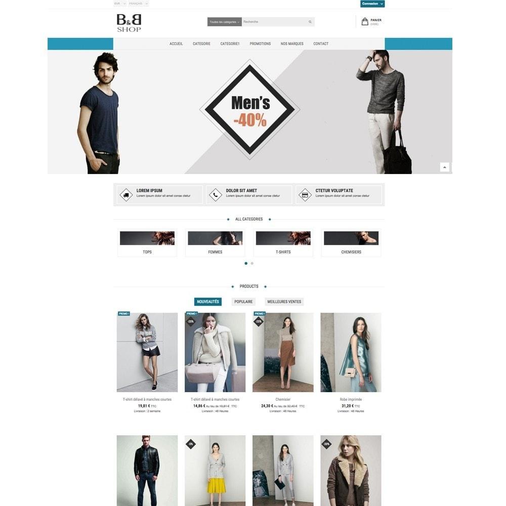 theme - Mode & Chaussures - B&B SHOP - 8