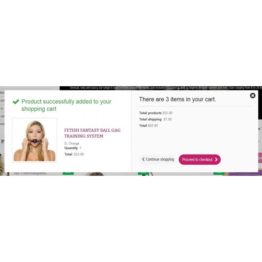 theme - Lingerie & Adulte - SexShop Online Store - 6