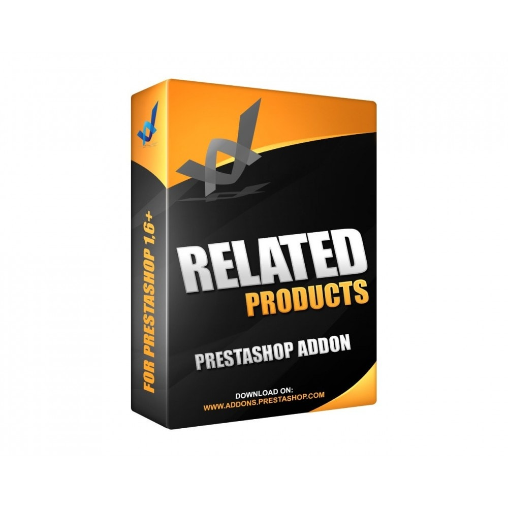 module - Cross-selling & Product Bundle - Related Products Tab - 1