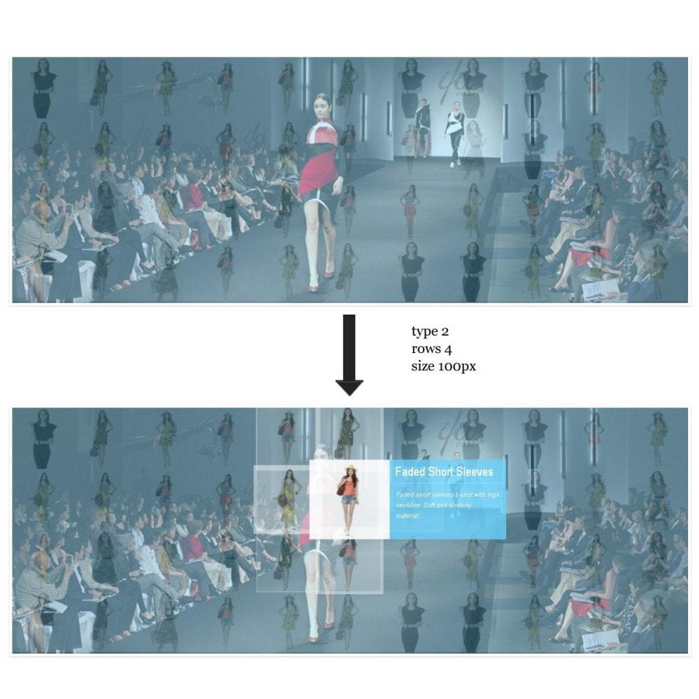 module - Sliders & Galeries - L'effet d'une Proximite Idee brillante de presentation - 1