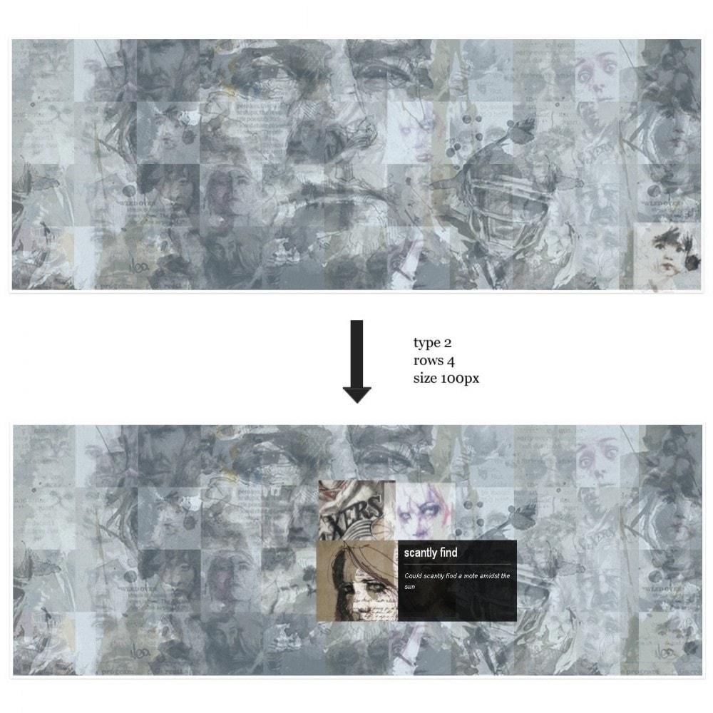 module - Sliders & Galeries - L'effet d'une Proximite Idee brillante de presentation - 4
