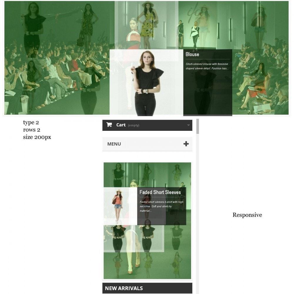 module - Sliders y Galerías de imágenes - Efecto de proximidad - Ideas de presentaciones - 6