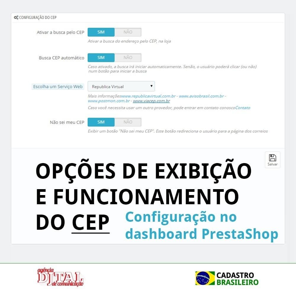 module - Pегистрации и оформления заказа - Brazilian Registration - 5