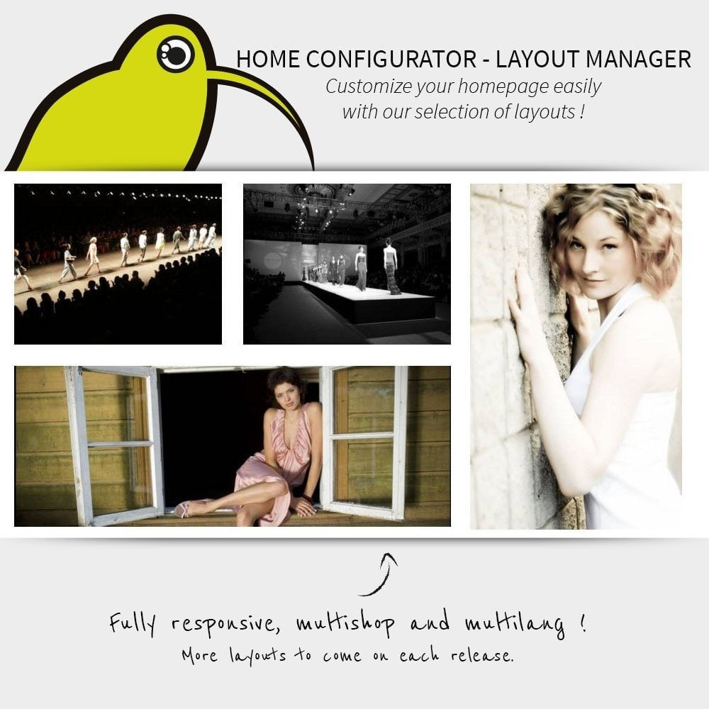 Home configurator layout manager for House configurator