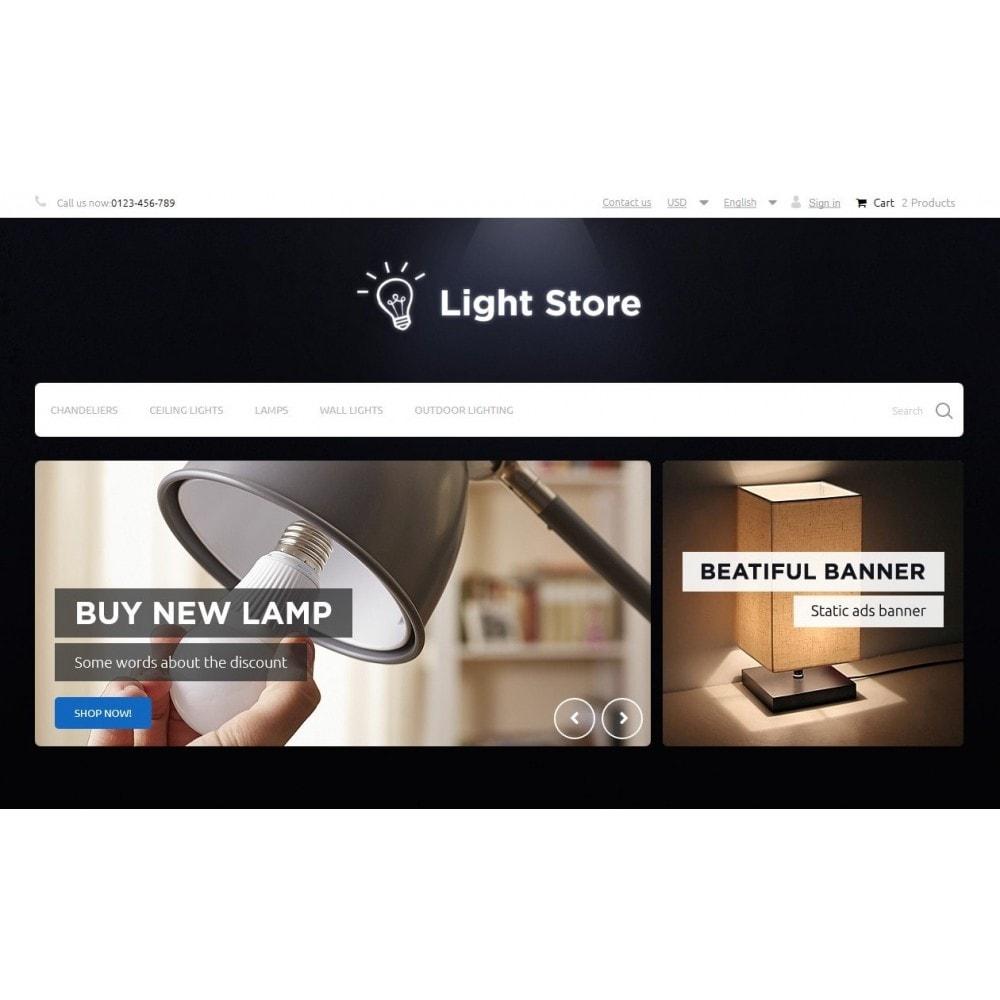 theme - Дом и сад - Light Store 1.6 Responsive - 3