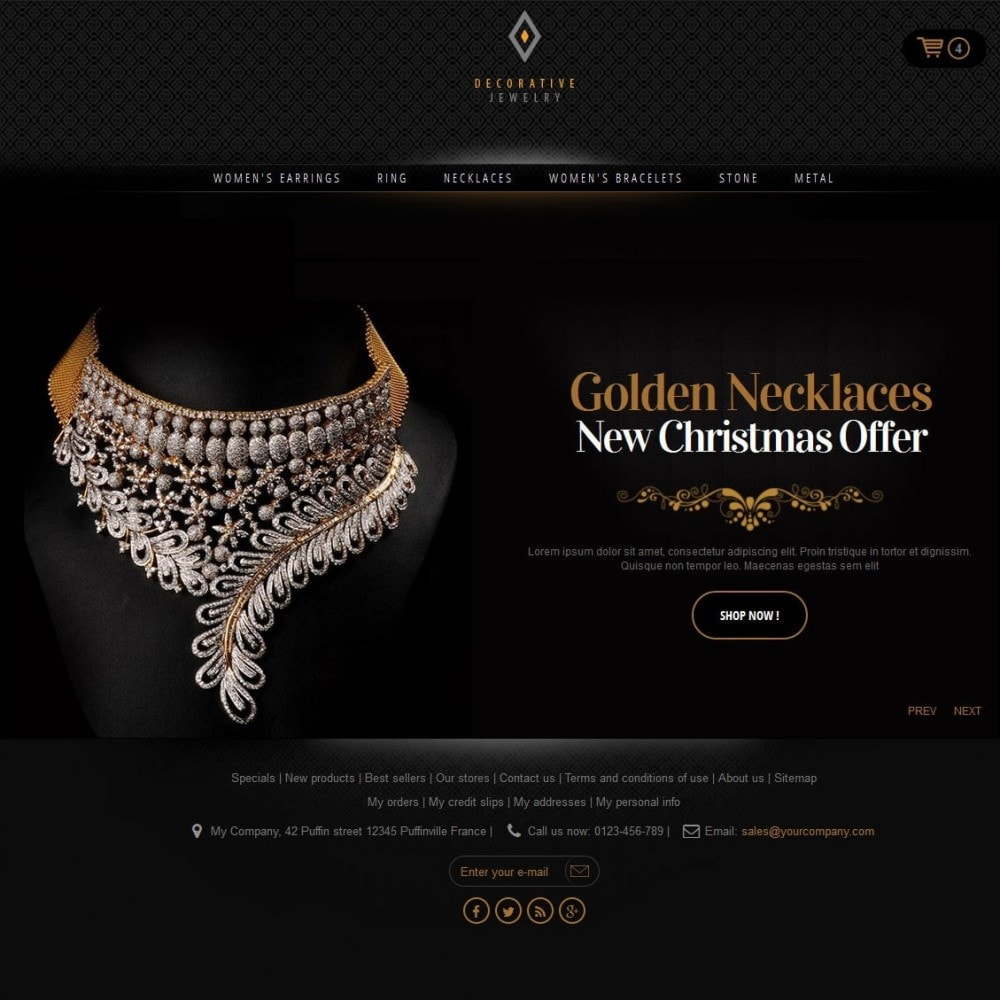 theme - Jewelry & Accessories - Decorative 1.0 - 1