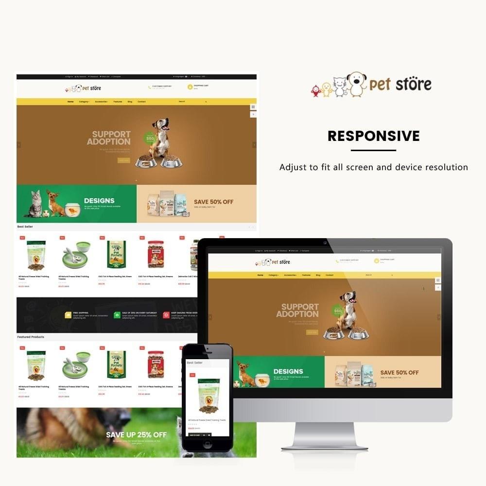 theme - Животные и домашние питомцы - Ap Pets Store - 1