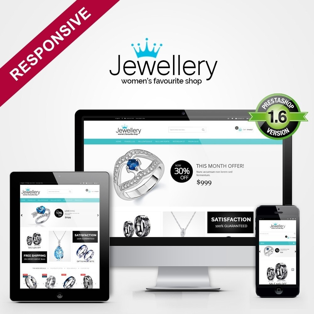Jewellery Multipurpose HTML5