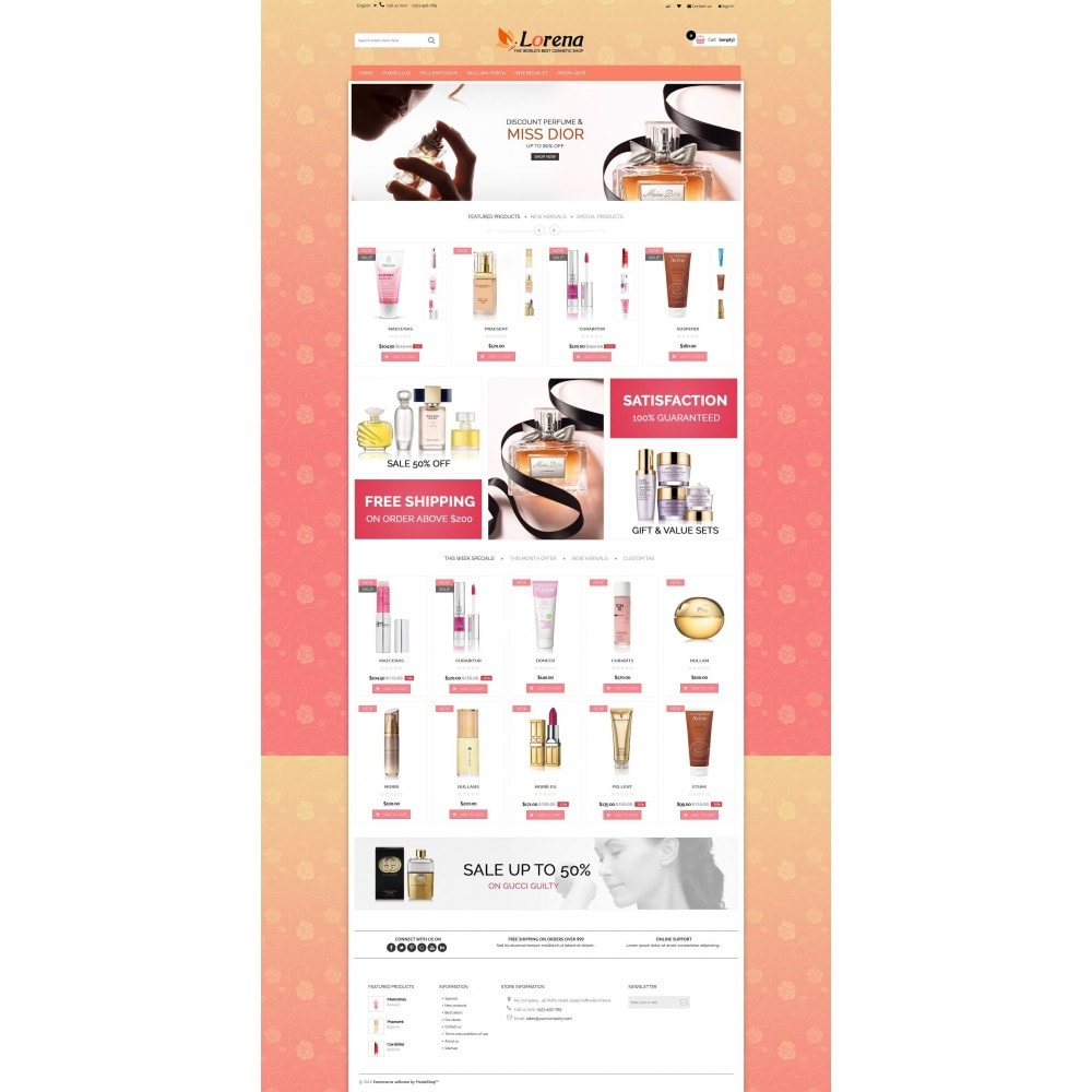 theme - Salute & Bellezza - Lorena Cosmetic Shop HTML5 - 7