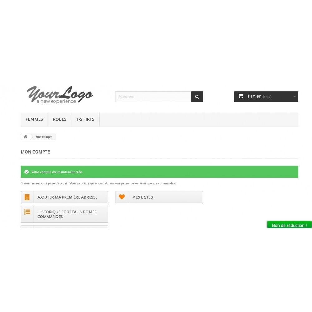 module - Управления учетными записями клиентов - Auto register as pro - 2
