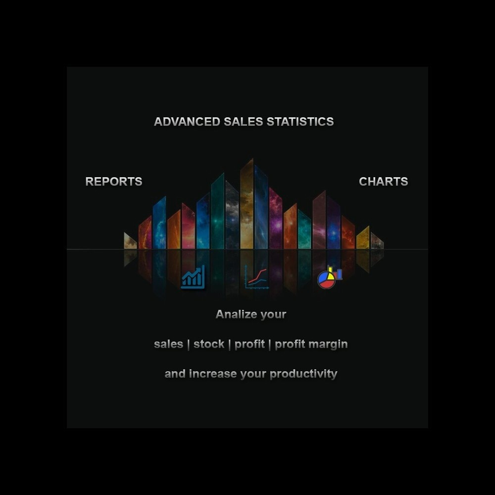 module - Analytics & Statistics - Advanced Sales Statistics (tax, margin, profit reports) - 1