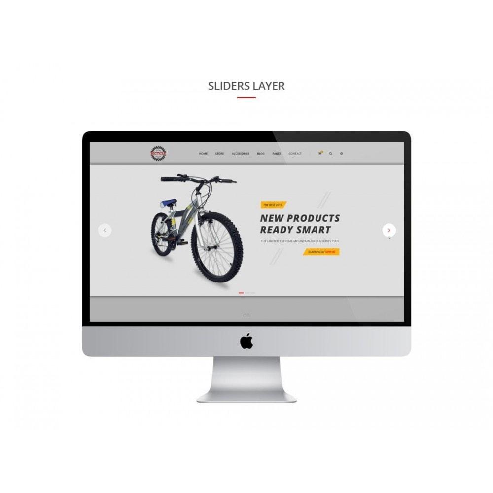 theme - Sport, Activiteiten & Reizen - JMS Bicycle - 3