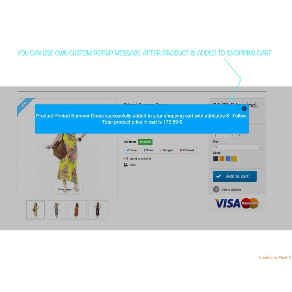 module - Inscription & Processus de commande - Add To Cart Fly Effect, Hide Popup and Other Animations - 8