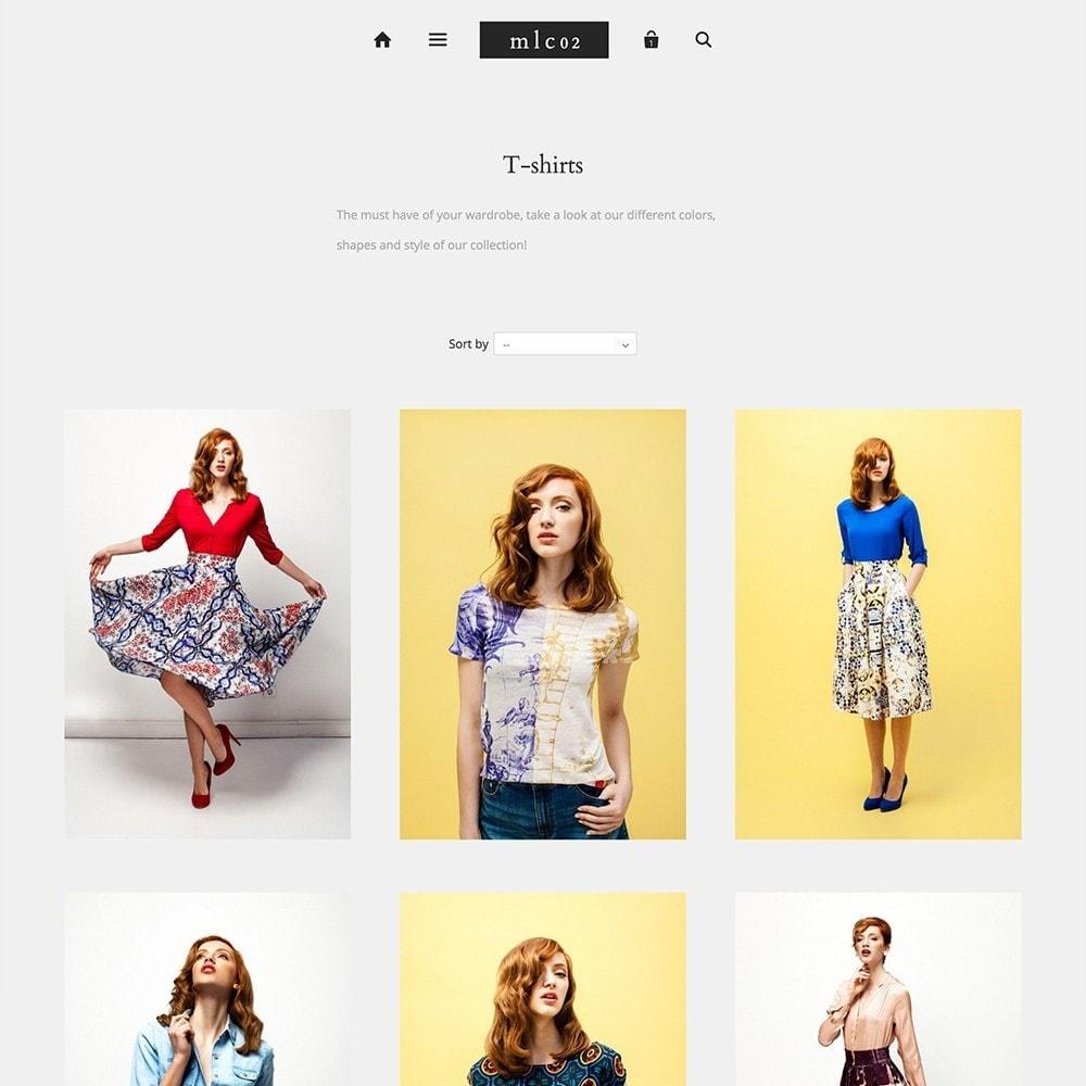 mlc02 - A Flexible Fashion e-Commerce