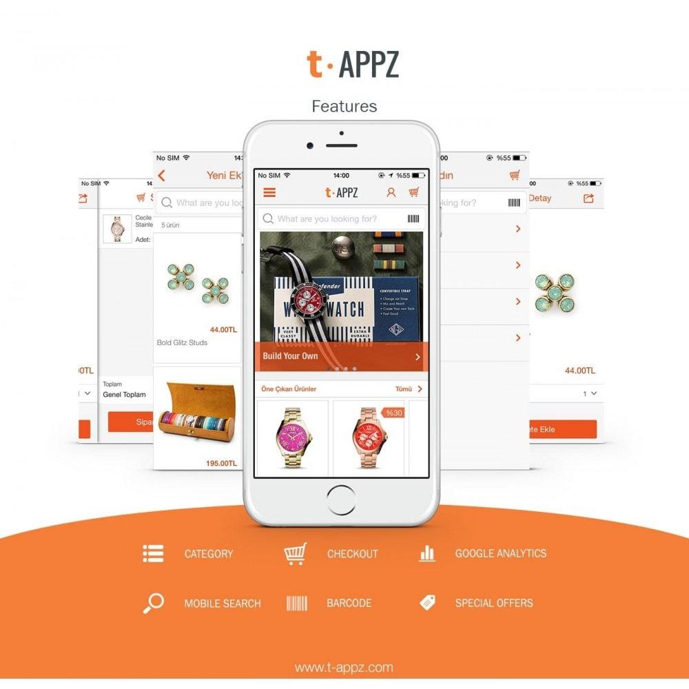 module - Mobile - t-APPZ Native M-commerce Applications - 2