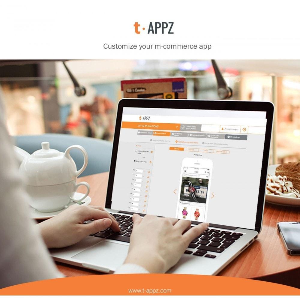 module - Mobile - t-APPZ Native M-commerce Applications - 3