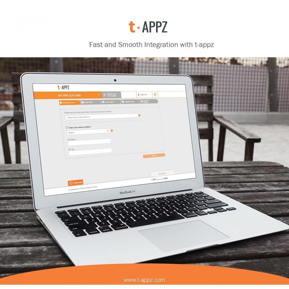 module - Mobile - t-APPZ Native M-commerce Applications - 5