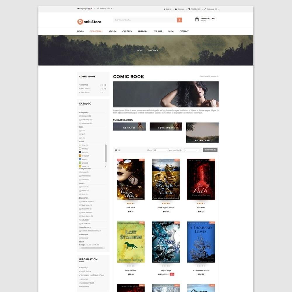 theme - Arte & Cultura - Ap Book Store - 2