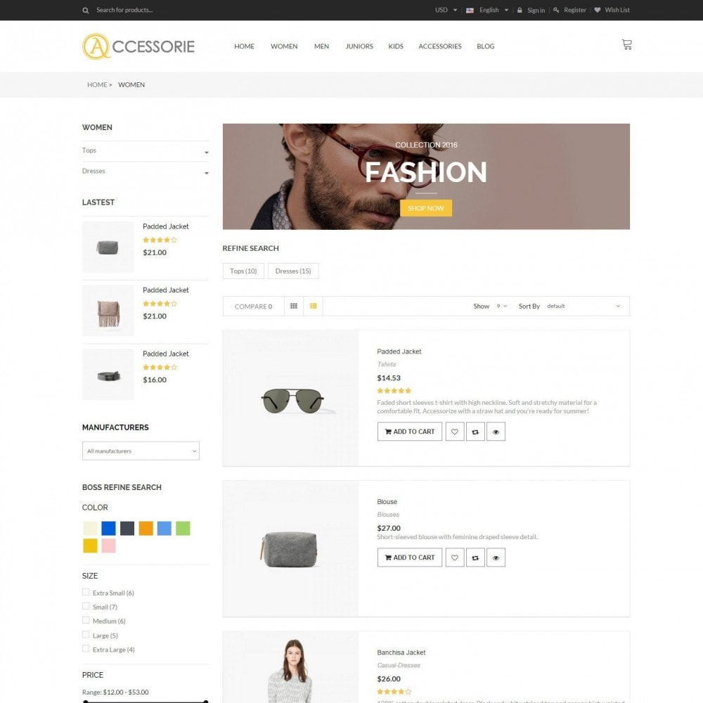 theme - Fashion & Shoes - Minimal Accessorie Fashion & Shoes Responsive Store - 5